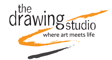 Class drawing studio. Adult classes the