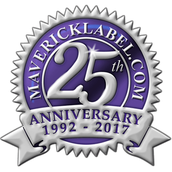 Anniversary celebration silver label and ribbon png. Seals control panel graphic