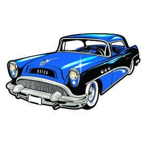Classic clipart car show. Muscle at getdrawings com