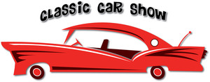Classic clipart car show. Free image clip art