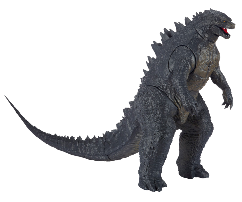 Classic godzilla png. Another look at by