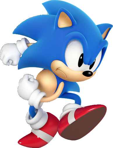 Classic sonic png. Image scratchpad fandom powered