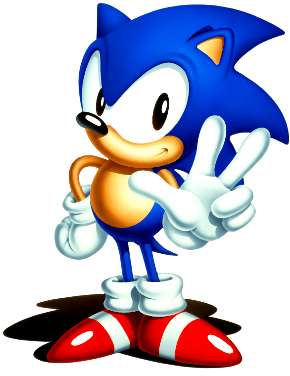 Classic sonic png. Image jp the hedgehog