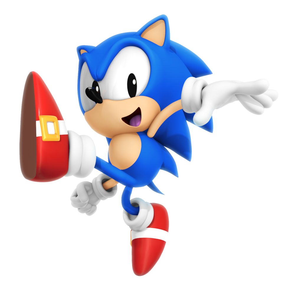 Image universe of smash. Classic sonic png jpg library library