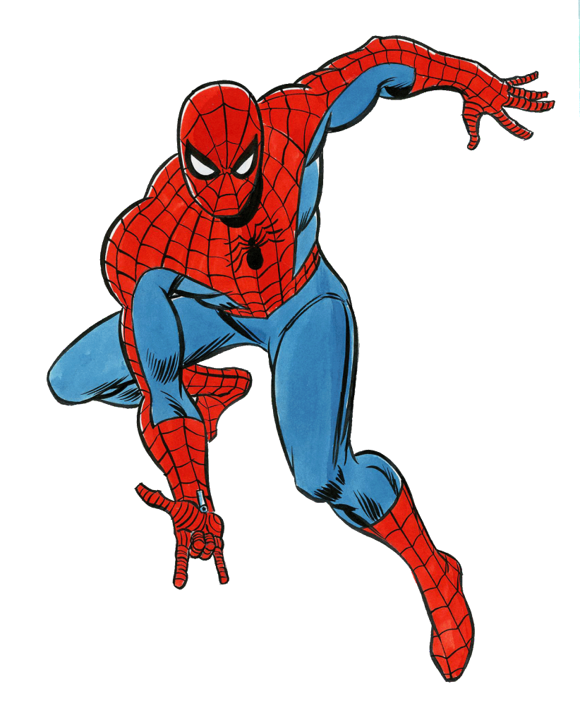 Spiderman comic png. Image the amazing spider