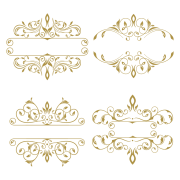 Png vectors psd and. Luxury vector vintage gold frame image transparent download