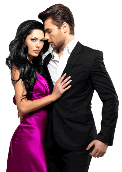Classy couple png. Discover how to approach
