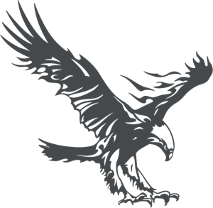 Claws vector eagle. Logo eps free download