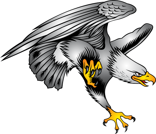 Claws vector eagle. Tattoos designs free images