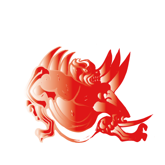 Claws vector monster. Red terror transprent png