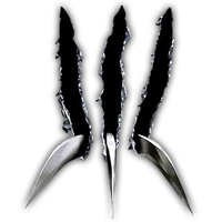 Claws vector wolverine claw. Download free png photo