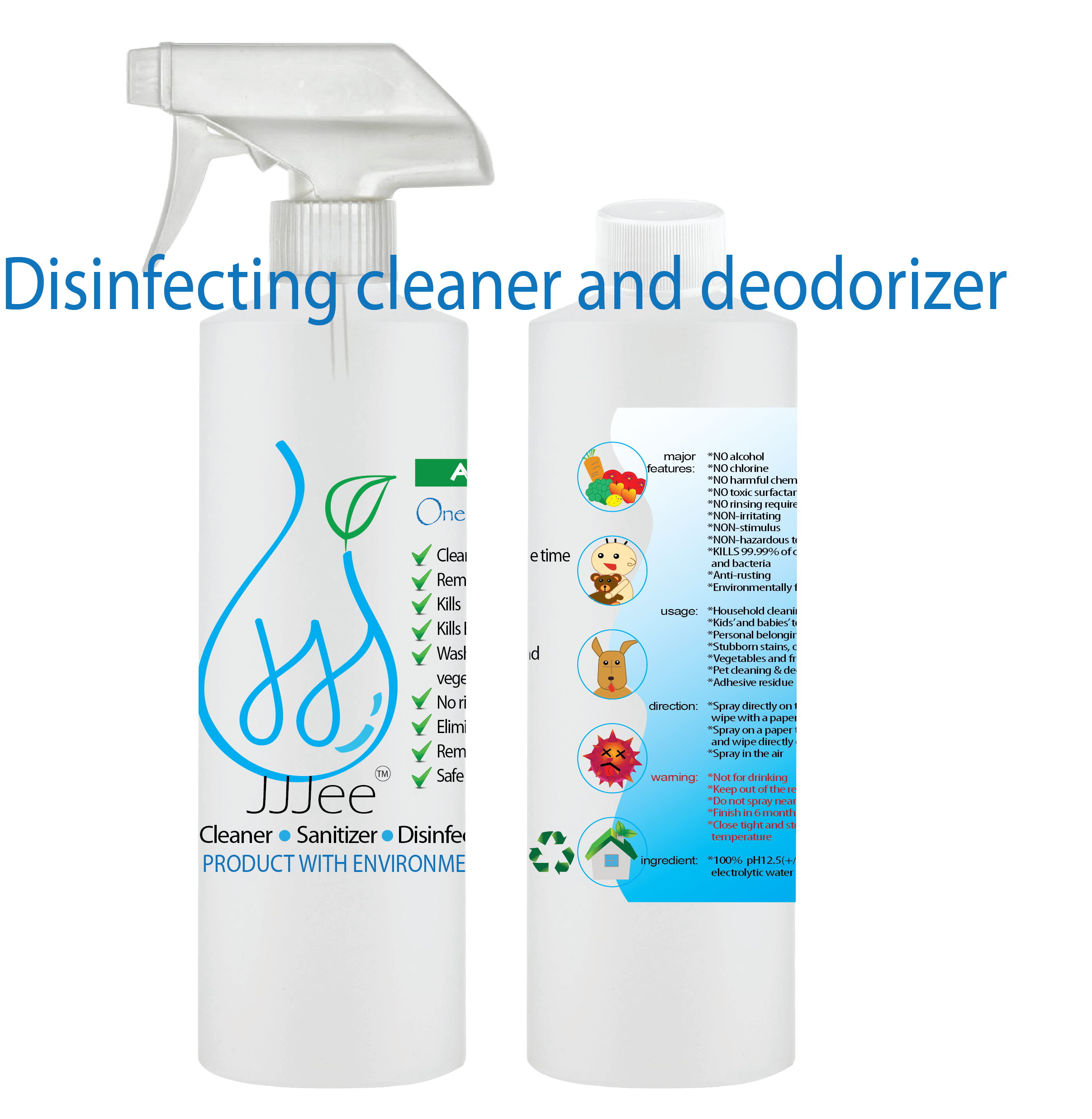 Clean clipart disinfectant. Jjjee all in one