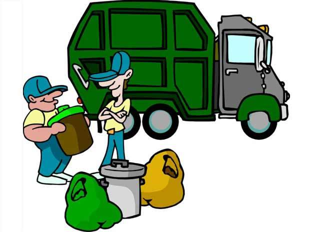Cleaner clipart proper disposal garbage. Tip top waste in