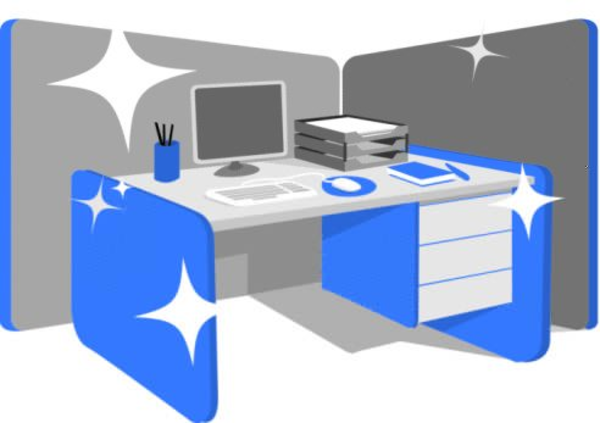 Cleaning clipart clean student desk. Free images at clker