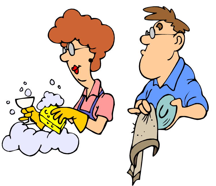 Collection of free chored. Mother clipart sweeping free download