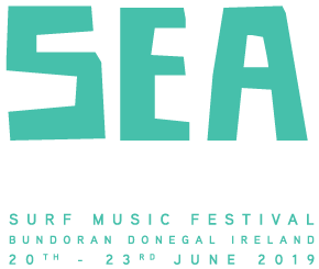 Clear vector 2019. Sea sessions surf music