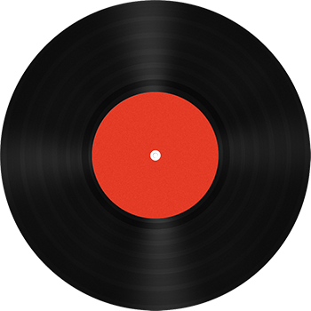 Clear vinyl record png. Furnace pressing custom records