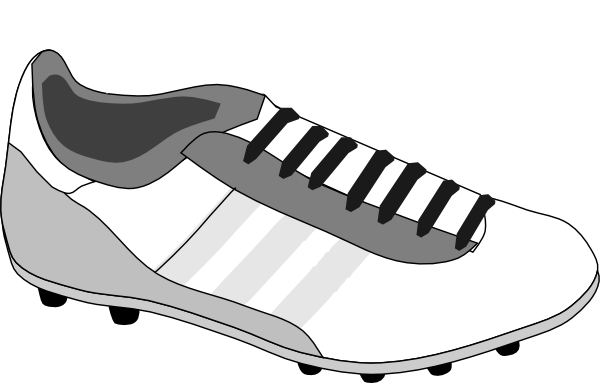 Soccerball drawing soccer cleat. Cleats clipart clip art