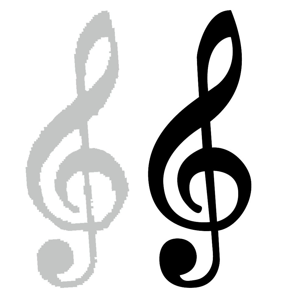 Clef note png. Transparent images all download