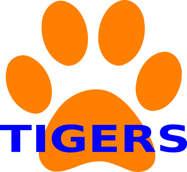 Clemson paw png. Tiger drawing at getdrawings
