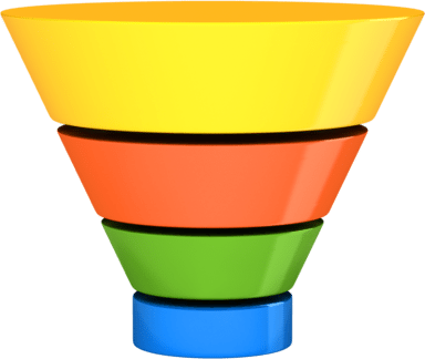Click funnel png. Marketing for tradies tradie
