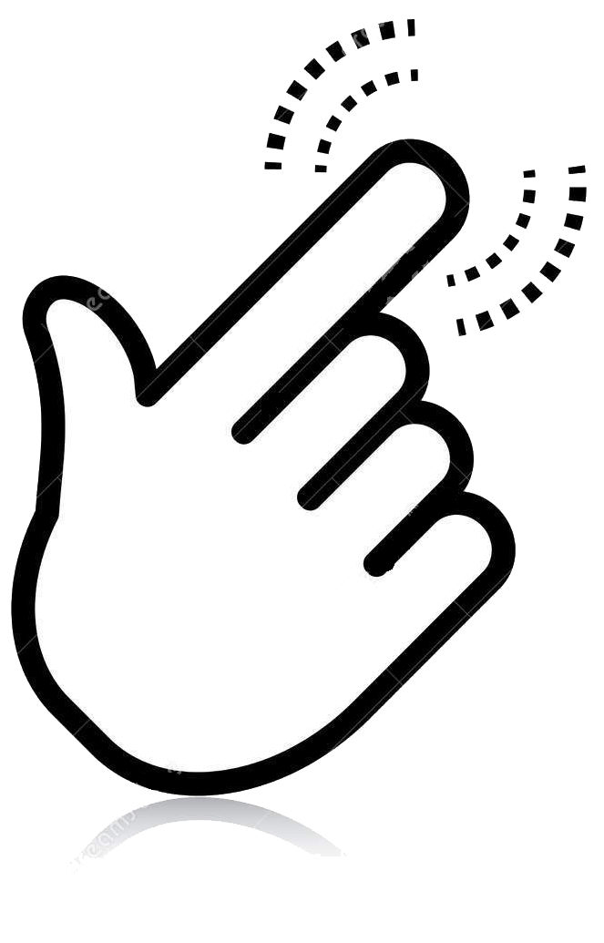 Click here finger png. Transparent pictures free icons