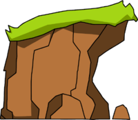 cliff clipart rocky cliff