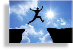 Cliff success jump png. Customer track enterprise the