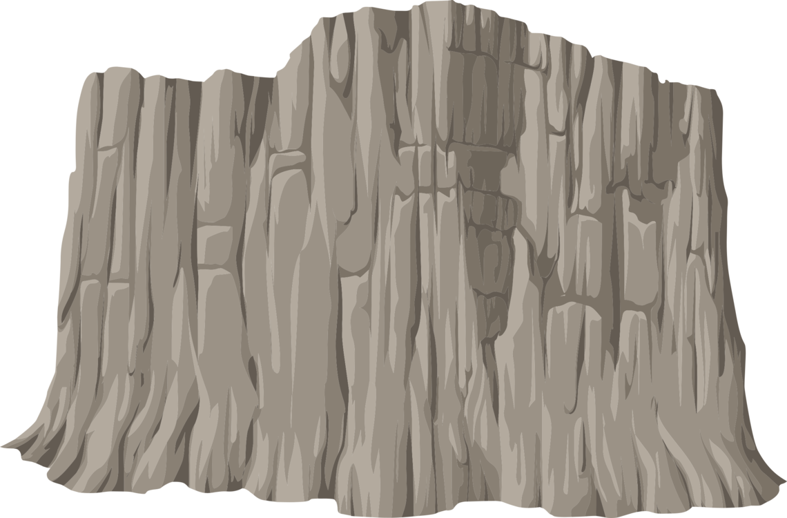 cliffs drawing cliff line
