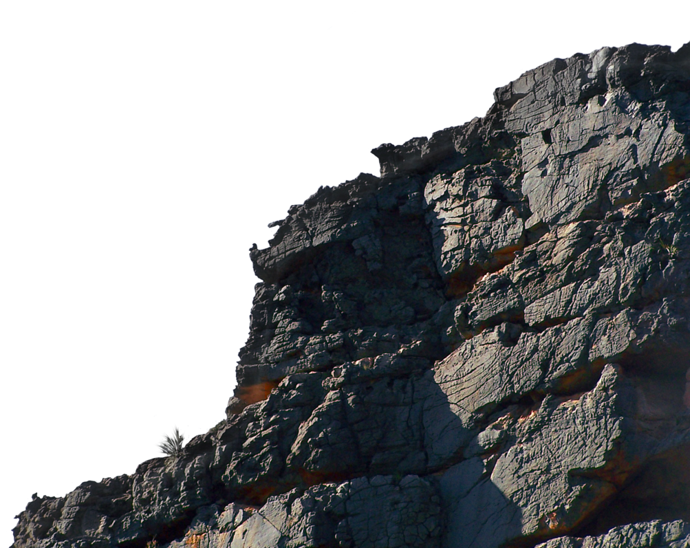 cliff wall png