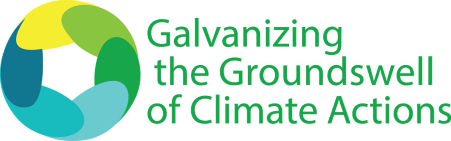 Climate drawing action. Galvanizing the groundswell of