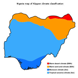 Climate drawing maps. Geography of nigeria revolvy