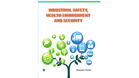Climate drawing safety health environment. Industrial and security laxmi