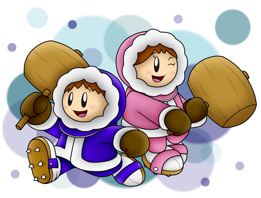 Climber clipart ice climbing. Popo and nana the