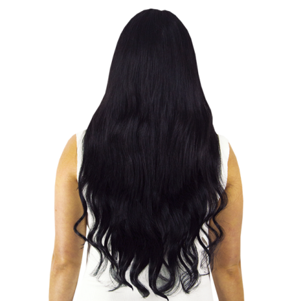 Extension clip human hair. Inch in extensions