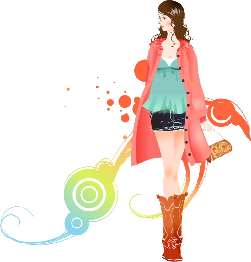Clip art fashion girl png. Download free transparent background