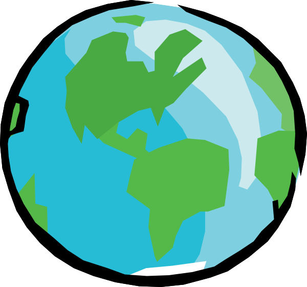 Free clipart world images. Clip at clipart free