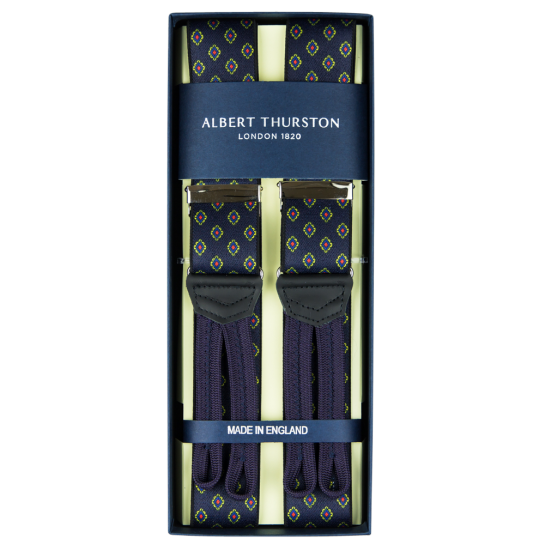 Clip button albert thurston. Exquisite trimmings accessories braces