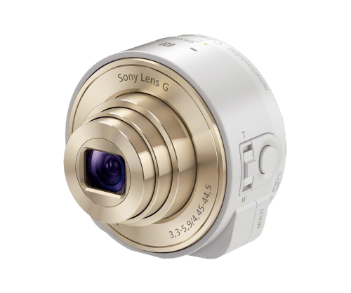 Clip camera attachable. Smartphone lens style by