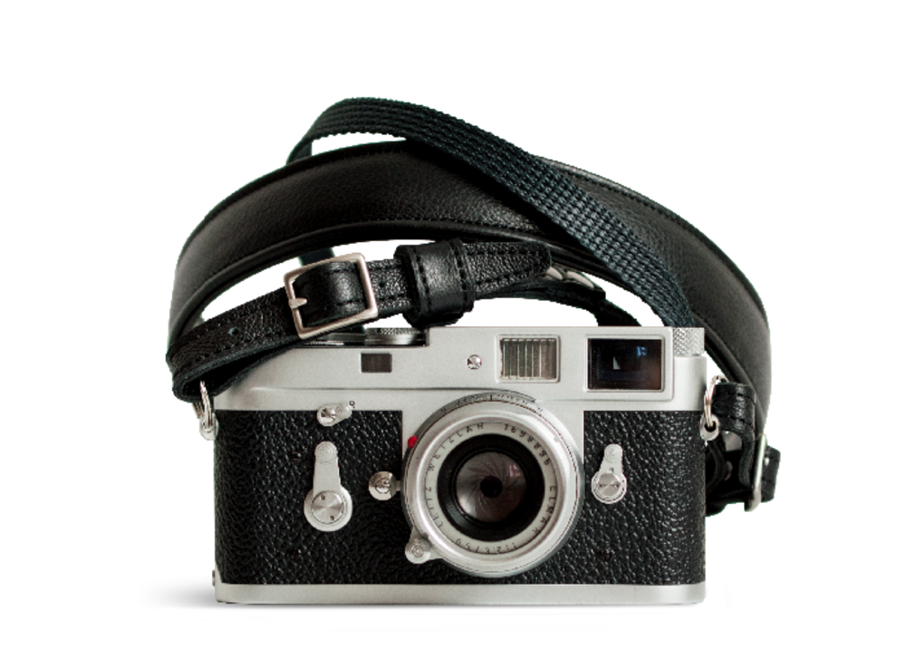 Clip cameras guitar strap. Holiday gift guide