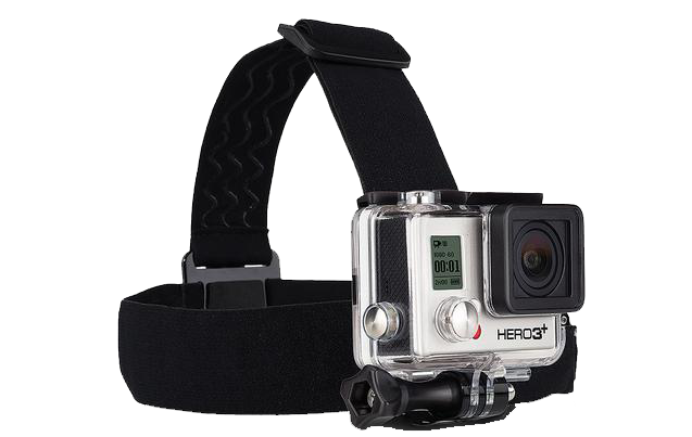 Clip cameras guitar strap. Collection of free gopro