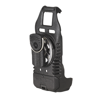 Clip camera holster. Carry with rotating pmln