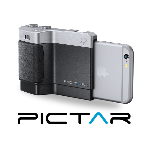 Clip camera iphone 5. Pictar accessory to unleash