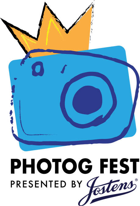 Clip camera school yearbook. Photo contest and a