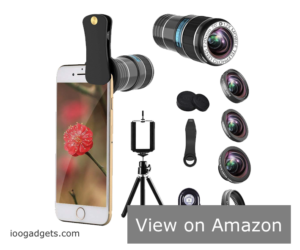 Clip camera universal 3 in 1. Best iphone external lenses
