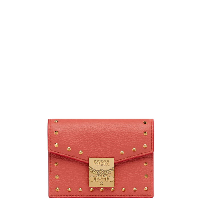 Clip cards card holder. Mini patricia in studded
