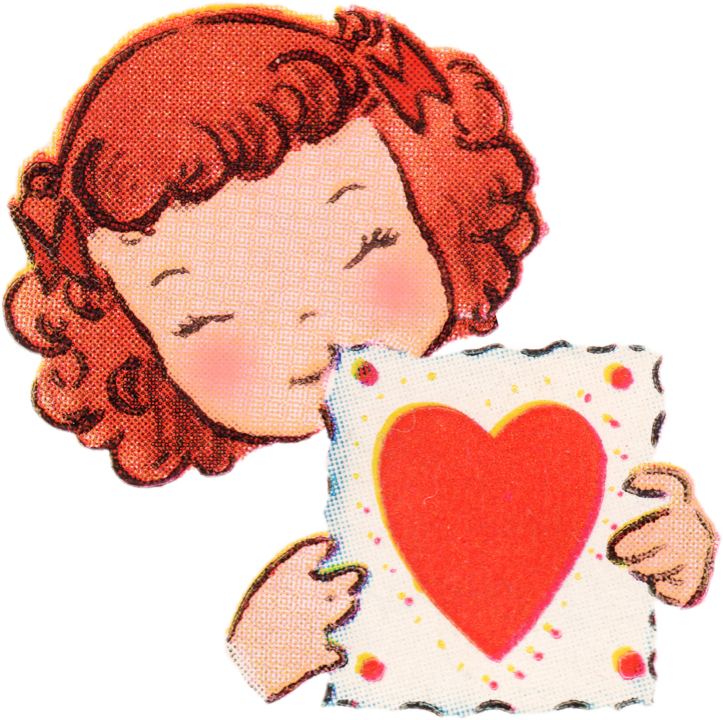 Valentine clipart vintage. Free card cliparts download