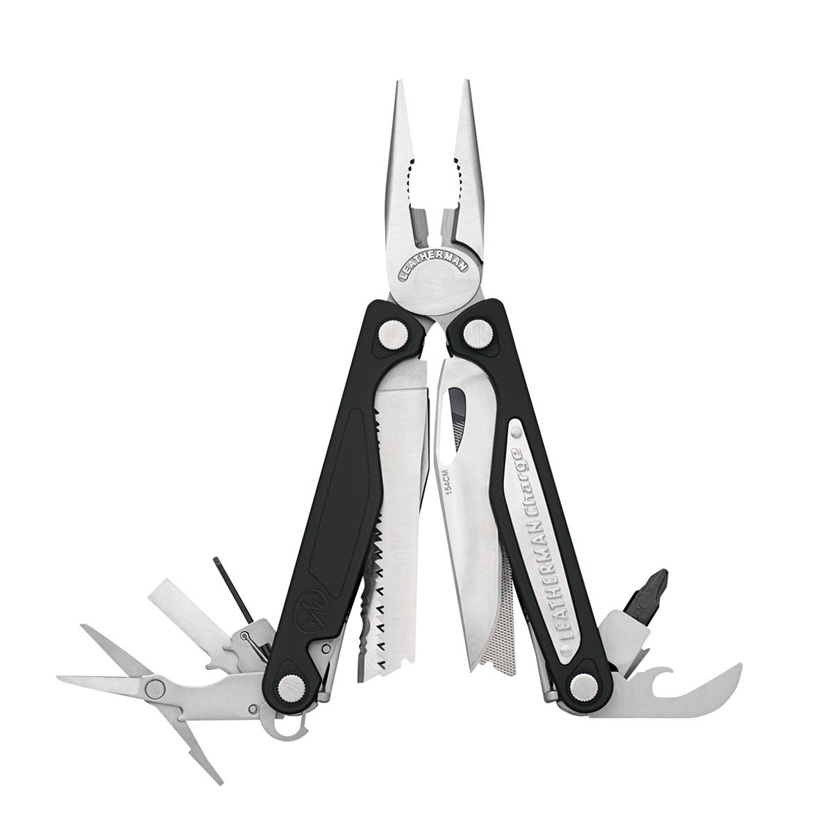 Leatherman clip charge. Al in multi tool