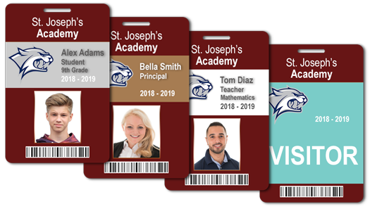 Clip cards school id. For k wholesaler types