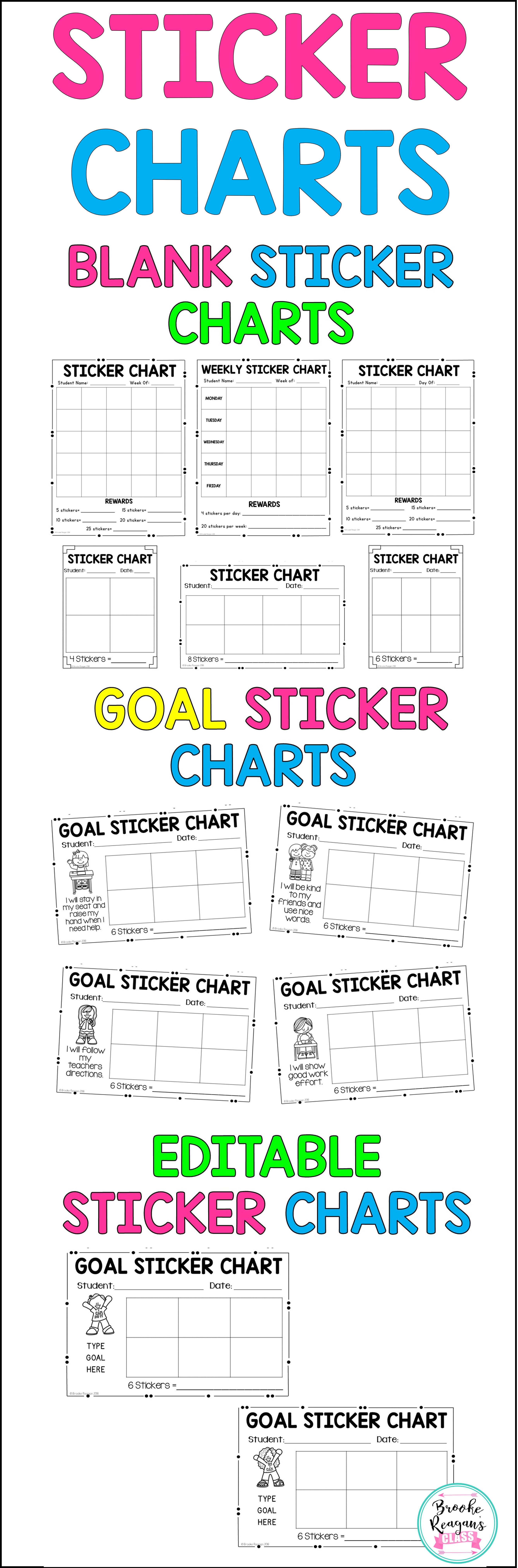 Clip charts conduct. Sticker blank and goal